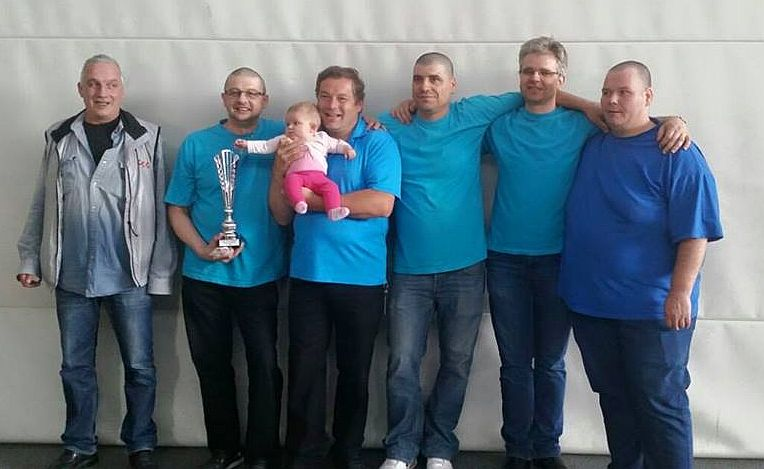 SDA-Cup 2015 - erster Cupsieg für Romont 1